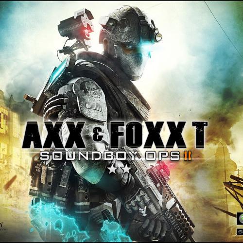DJ FOXX-T- God of War ( Soundboy Ops 2 ) - 2013
