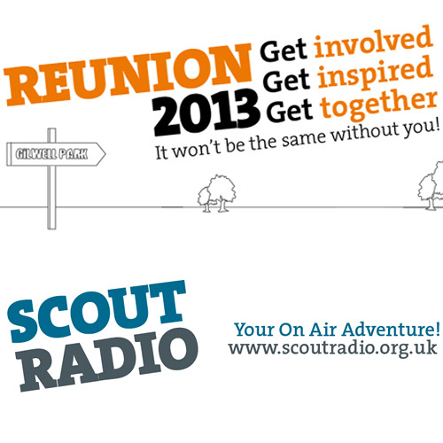 Gilwell Reunion 2013 - SSAGO Student Scout and Guide Organisation