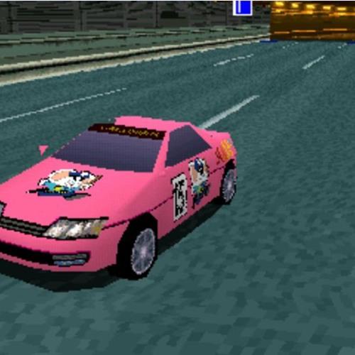 Ridge racer 1994 Piste 10