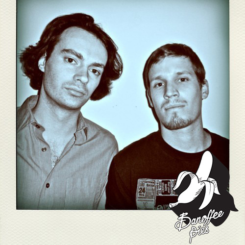 Banoffee Pies Guest Mix 07 ➤ Jakobin & Domino (Luv Shack Records)