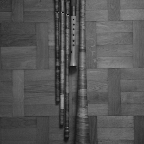 Rakafanten (4-track analoge recording, 1997)