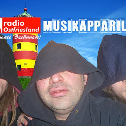 Musikapparillo Volldampfradio Radio Ostfriesland
