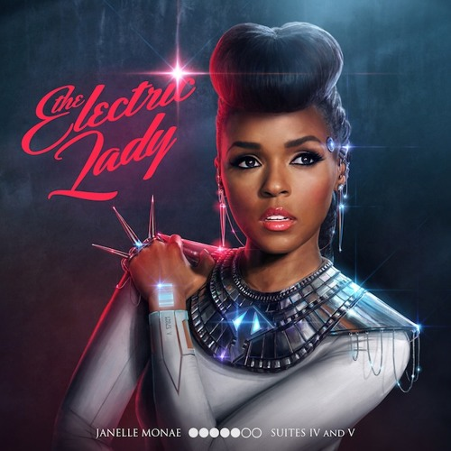 Janelle Monáe - Electric Lady (Remix) f. Big Boi, Ceelo Green, Solange – Electric Lady  Remix