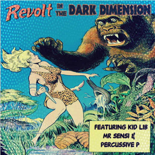 Natural Sound (Feat. Percussive P) Taken From 'Revolt In The Dark Dimension' Out Now!