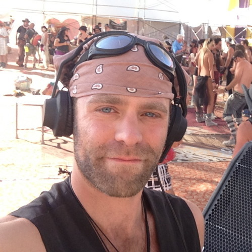 Burning Nerds Afternoon Cocktails (Burning Man)