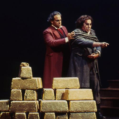 JULIAN PATRICK at Seattle Opera: Alberich, 1995