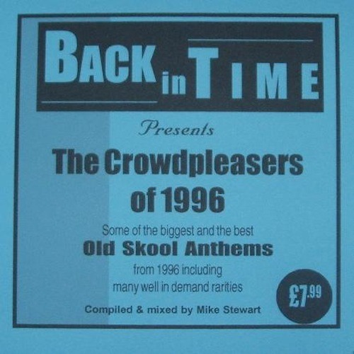 Mike Stewart - Back In Time (The Crowdpleasers Of 1996)