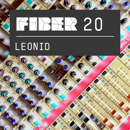 FIBER Podcast 20 - Leonid