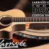 Drive By Incubus (Leah Walden played Larrivee OOV Custom Guitar) at Luthier Guitar Centre