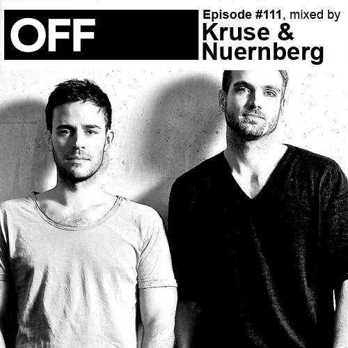 Podcast Episode #111, mixed by Kruse & Nuernberg