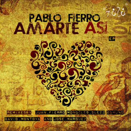 Pablo Fierro - Al Andalus (Juan Fierro Remix)