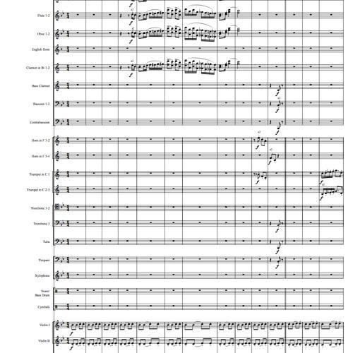 Suite for Orchestra No. 4 Op. 2 - V. Vivace
