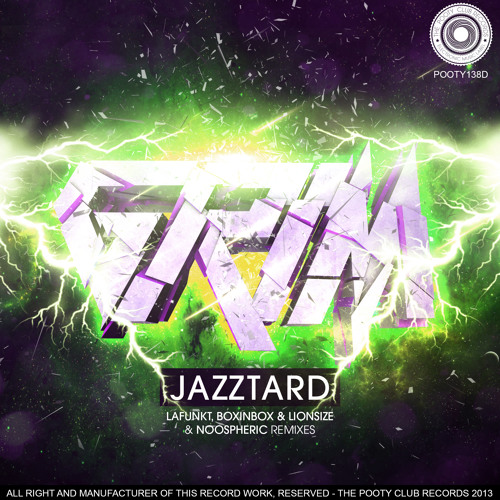 Grim - Jazztard (LaFunkt Remix) [OUT NOW ON BEATPORT]