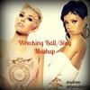 Miley Cyrus vs. Rihanna - Wrecking Ball/Stay (Mashup)