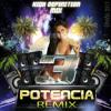 MUEVA LA CARNAZA MAMASA - MALDITO PEKE (Power Caliente) [Dj Lobo - Potencia Remix '03]