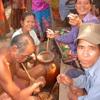 Brao Taveng in Cambodia (5 flat gongs