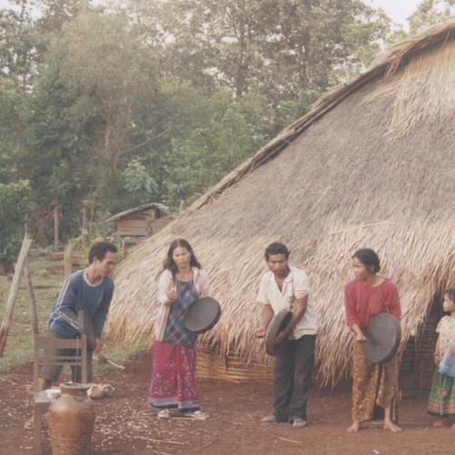 D1 - Phnong Butang in Cambodia (6 flat gongs)