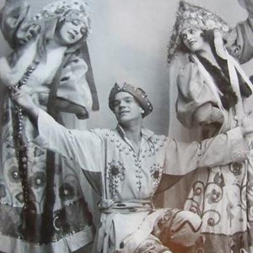 AGR - Russian Folk dance (Русская плясовая)