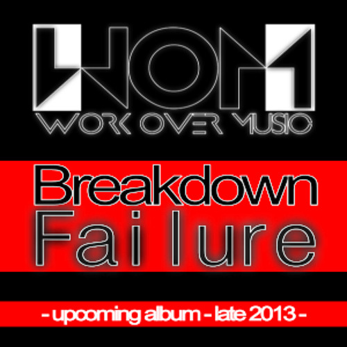 WOM - Breakdown Failure (Low Quality Preview) / The Black Box EP / OUT Nov 4th