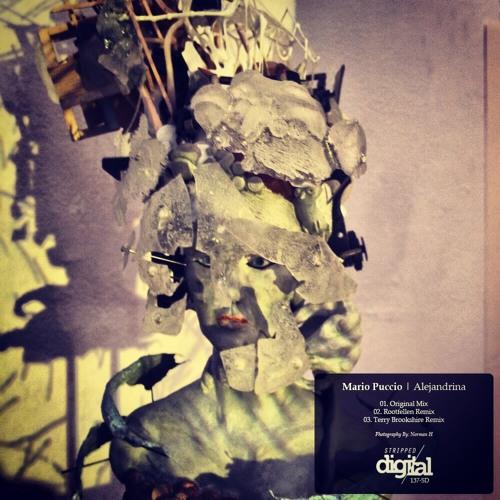 Mario Puccio - Alejandrina (Terry Brookshire Remix)[Stripped Digital]