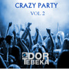 DJdorTEBEKA- CRAZY PARY VOL 2 (MTV AND CLUB HITS)