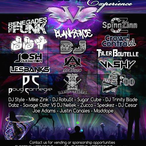 SpinnZinn LIVE @ Electic Lazer Carnival