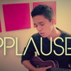 """""""Applause"""" - Lady Gaga - Cover by Marc Glipo [Live with Ukulele]"""