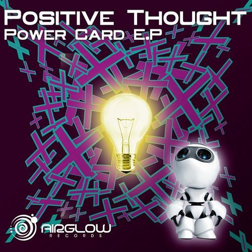 WORMHOLE (RMX) ~ POSITIVE THOUGHT~ Powercard -(demo)