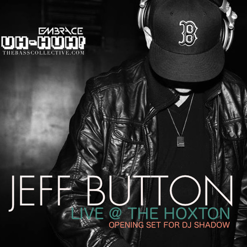 Jeff Button - Live @ The Hoxton - Opening Set for DJ Shadow (2013)