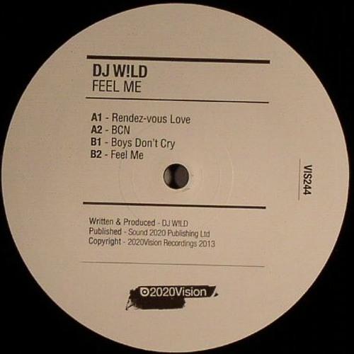 DJ W!LD - Feel Me (2020 Vision, VIS244)
