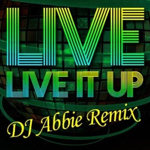 Dj Abbie - Live it Up