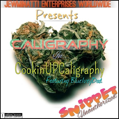 #CookinUpCaligraphy Snippet
