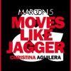 Maroon 5 - Moves Like Jagger - Guitar Coverku - Improve Keren ;)