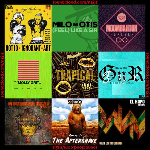 Moombahton Live Mix #3 (13-09-2013)