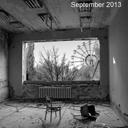 Ghost of the carnival - [extrospection-september13]