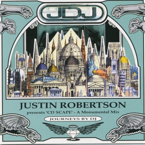 022 - Journeys By DJ - Justin Robertson's 'CD Scape' - Disc 1 (1996)