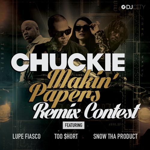 Chuckie & DJcity Remix Contest