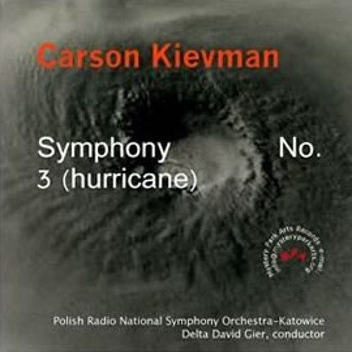 """Calm Before..."" (excerpt 2) from Movement 1, ""Symphony No. 3 (Hurricane)"""