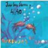 Juan Luis Guerra, Burbujas De Amor, Festival De Viña 2006 Portada del disco