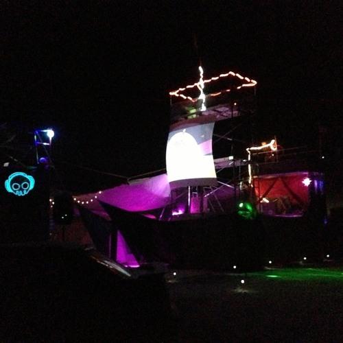 Burning Man 2013 Bass Set