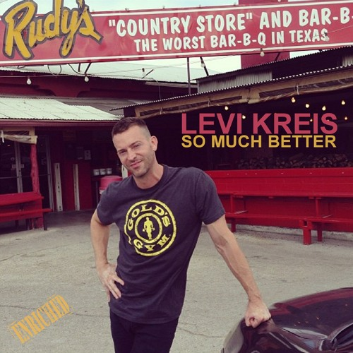 Levi Kreis - So Much Better (Rich B Club Mix) Enriched Records (taster)