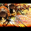 ENGLISH Guren No Yumiya / Attack on Titan(AmaLee & Daniel)
