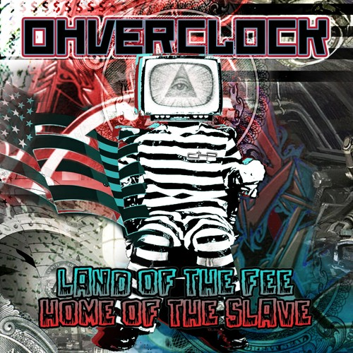Land of the Fee Home of the Slave_CHP015_Album Preview