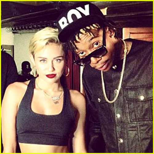 23 - Miley Cyrus.Ft.Mike, Wiz Khalifa & Juicy J (Full Song)