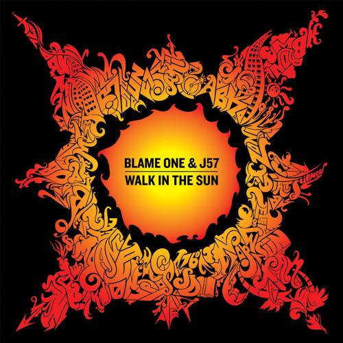 Blame One & J57 - B.L.A.M.E.57 (Exile Remix Featuring Rhettmatic)