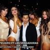 132 Soy Soltera Y Hago Lo Que Quiero - Dj Peligro Ft. Las Vengadoras - Edit Djandres 2013