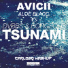 Avicii ft Aloe Blacc Vs DVBBS & Borgeous - Wake me up Tsunami(CZ mashup)*SUPPORTED BY HIIO*