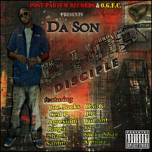 I Wonder - Da Son(Hip-Hop Disciple)