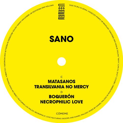 Sano - Transilvania No Mercy
