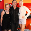 Country music singers Dianna Corcoran and Aleyce Simmonds speak to Michael Spooner